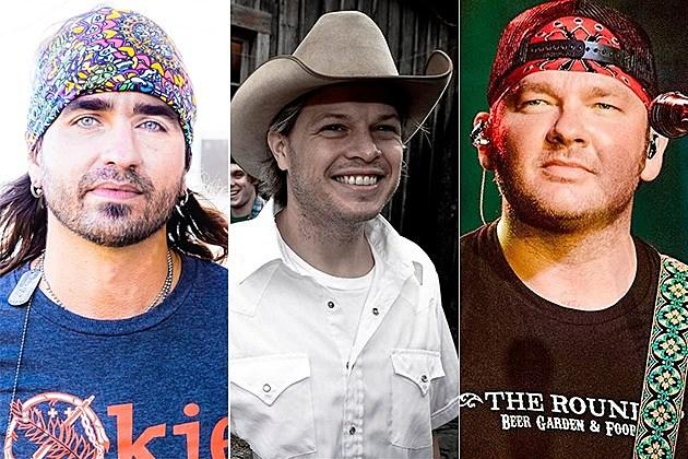Cody Canada, Jason Boland, Stoney LaRue