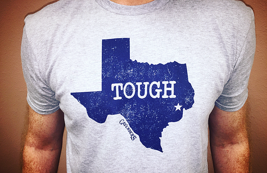 Cavender's Hurricane Harvey Relief T-shirt