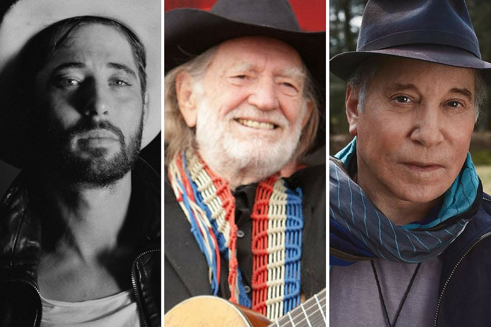 Ryan Bingham, Willie Nelson, Paul Simon
